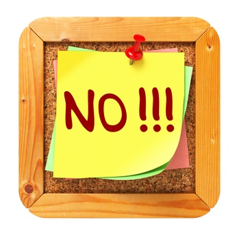 "How to say ""No"" and Actually Mean It!"